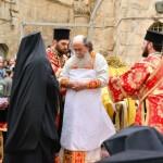 chin omoveniya nog v ierusalime v chistij chetverg 6