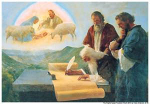 Исаия предсказывает рождение Христа Исаия 7.14- 9.6–7.